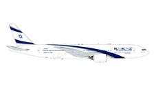 G2ELY472 | Gemini200 1:200 | Boeing 777-200ER EL AL 4X-ECA