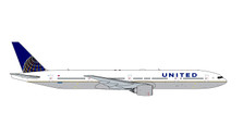 GJUAL1605 | Gemini Jets 1:400 1:400 | Boeing 777-300ER United Airlines N58031 | is due: late January 2017