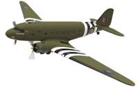 AA38208 | Corgi 1:72 | Dakota C-47 'Kwicherbichen', BBMF | is due: May 2017
