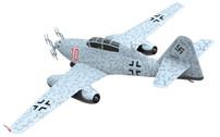 AA35709 | Corgi 1:72 | Messerschmitt Me 262B-1A 'Mosquito Hunter', Red 10, Kurt Welter 10./ NJG  11 1945 | is due: May 2017