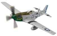 AA27704 | Corgi 1:72 | P-51D Mustang Captain Ray Wetmore, 'Daddy's Girl', 370 FS, March 1945 | is due: June 2017