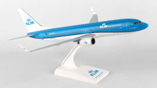 SKR844 | Skymarks Models 1:130 | Boeing 737-800 KLM (new colours) | is due: February 2017