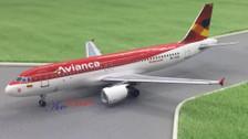 ACHK4659 | Aero Classics 1:400 | Airbus A320 -214 Avianca Columbia HK-4659