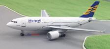 ACPKMAX | Aero Classics 1:400 | Airbus A310-324ET  Merpati Nusantara Airlines PK-MAX