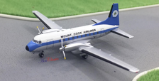 ACZKCWJ | Aero Classics 1:200 | Mt. Cook Airlines Hawker Siddeley HS748 ZK-CWJ | is due: January 2017