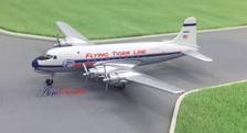 ACN86581 | Aero Classics 1:400 | Douglas DC-4 Flying Tigers N86581 | is due: January 2017