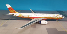 IF3321016 | InFlight200 1:200 | Airbus A330-200 Gulf Air A40-KF, '50th Anniv.' (with stand)