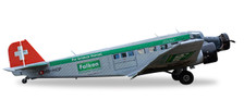 019347-001 | Herpa Wings 1:160 | Junkers Ju52  Ju Air 'Braurei Falcon' HB-HOP (Plastic)