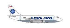GJPAA1340 | Gemini Jets 1:400 1:400 | Boeing 737-200 Pan Am N68AF | is due: February 2017