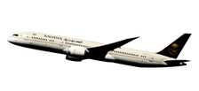 611398 | Herpa Snap-Fit (Wooster) 1:200 | Boeing 787-9 Saudia HZ-ARA | is due: March / April 2017