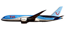 611466 | Herpa Snap-Fit (Wooster) 1:200 | TUI Airlines 787-9 ( Jetairfly) PH-TFK | is due: March / April 2017