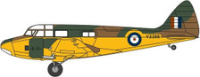 OX72AO003 | Oxford Die-cast 1:72 | Airspeed Oxford, V3388/G-AHTW Duxford | is due: April 2017