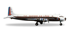 558495 | Herpa Wings 1:200 1:200 | DC-6B Fly Eastern Air Lines N6121C (die-cast) | is due: May / June 2017