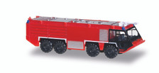 558501 | Herpa Wings 1:200 1:200 | Airport Accessories - Scenix Airport Fire Engine (Plastic)| is due: May / June 2017