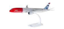 611503 | Herpa Snap-Fit (Wooster) 1:200 | Boeing 787-9 Norwegian EI-LNI, 'Greta Garbo' | is due: May / June 2017