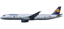 611497 | Herpa Snap-Fit (Wooster) 1:200 | Airbus A321 Lufthansa D-AIRR, 'Kranichschutz' | is due: May / June 2017