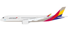 611404 | Herpa Snap-Fit (Wooster) 1:200 | Airbus A350-900 Asiana Airlines HL8078 | is due: May / June 2017