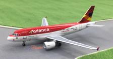 ACPRONJ | Aero Classics 1:400 | Airbus A319 Avianca PR-ONJ (Brazilian reg)