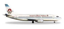 500302-001 | Herpa Wings 1:500 | Boeing 737-300 America West Airlines N303AW | is due: May / June 2017