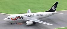 ACB2968 | Aero Classics 1:400 | Boeing 737-300 SBA Shandong Airlines B-2968