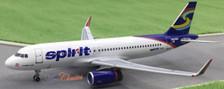 ACN638NK | Aero Classics 1:400 | Airbus A320 Spirit Airways N638NK (sharklets)
