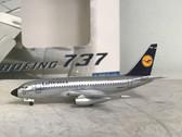 ACDABHX | Aero Classics 1:400 | Boeing 737-200 Lufthansa D-ABHX (metal livery)