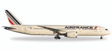 530217 | Herpa Wings 1:500 | Boeing 787-9 Air France F-HRBA | is due:  May / June 2017
