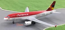 ACHK4552 | Aero Classics 1:400 | Airbus A319 Avianca HK-4552