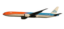 611275 | Herpa Snap-Fit (Wooster) 1:200 | Boeing 777-300ER KLM PH-BVA, 'Orange Pride' | is due: TBC