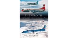 BK023 | Air-Britain Books | The Avro 748 - The Full Story of the 748, Andover & ATP | is due: February 2017