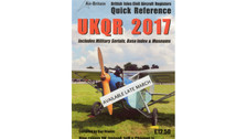 UKQR17 | Air-Britain Books | British Isles Civil Aircraft Registers Quick Reference 2017