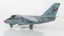 HA4904 | Hobby Master Military 1:72 | S-3B Viking US Navy 0124, 'Santa Tracker', VS-35, USS Abraham Lincoln
