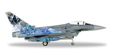 580168 | Herpa Wings 1:72 | Eurofighter EF2000 Luftwaffe 30+29, TaktLWG 74, 'Cyber Tiger', NATO Tiger Meet 2016