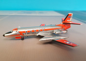 IF3290316P | InFlight200 1:200 | C-140A JetStar USAF 59-5962 (polished, with stand)