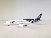 XX2038   JC Wings 1:200   Boeing 787-8 ANA JA802A (With Stand)
