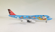 BBOX2535 | JC Wings 1:200 | Boeing 747-400D JAL JA8083, 'No.3' (with stand)