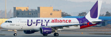 XX4090 | JC Wings 1:400 | Airbus A320 HK Express B-LPH, 'U-Fly Alliance' | is due: March 2017