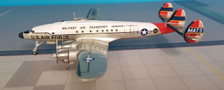 CBU125 | Western Models UK 1:200 | C-121 Constellation USAF 0.80612, MATS (white top)