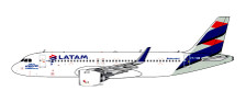 GJLAN1611 | Gemini Jets 1:400 1:400 | Airbus A320neo LATAM PT-TMN | is due: March 2017