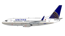 GJUAL1601 | Gemini Jets 1:400 1:400 | Boeing 737-700 United N12754 | is due: March 2017