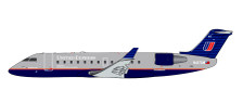 GJUAL1633 | Gemini Jets 1:400 1:400 | Bombardier CRJ200 United Express N417AW | is due: March 2017