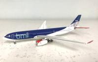 ACGWWBM | Aero Classics 1:400 | Airbus A330-200 BMI G-WWBM