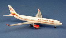 ACCGGWC | Aero Classics 1:400 | Airbus A330-200 Canada 3000 C-GGWC