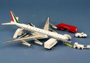 A2IDIWA | Aero Classics 200 1:200 | DC-8-41 Alitalia I-DIWA (with GSE)