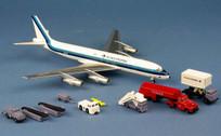 A2N8781R | Aero Classics 200 1:200 | DC-8-51 Eastern N8781R (with GSE)