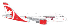 GJACA1414 | Gemini Jets 1:400 1:400 | Airbus A319 Air Canada Rouge C-GBHK | is due: April / May 2017
