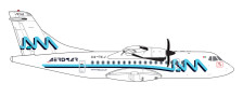 GJTAO1636 | Gemini Jets 1:400 1:400 | ATR 42 Aeromar XA-TKJ | is due: April / May 2017