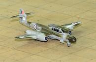 SF282   SkyFame Models 1:200   Gloster Meteor NF.12 RAF WS665:L, 25 Sqn., Waterbeach