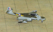 SF290 | SkyFame Models 1:200 | Gloster Meteor NF.13 RAF WM322:A, 39 Sqn., Luqa