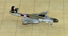 SF296 | SkyFame Models 1:200 | Gloster Meteor NF.14 RAF WS833:MS 72 Sqn., Church Fenton